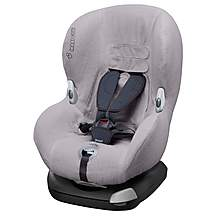 image of Maxi-Cosi Priori XP/Fix Car Seat Summer Cover Cool Grey