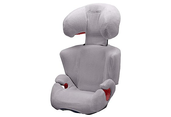 Maxi-Cosi Rodi AirProtect/XP Booster Car Seat Summer Cover Cool Grey