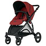 Britax B-Dual 4 Wheeled Pushchair Chili Pepper