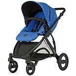 Britax B-Dual 4 Wheeled Pushchair Blue Sky