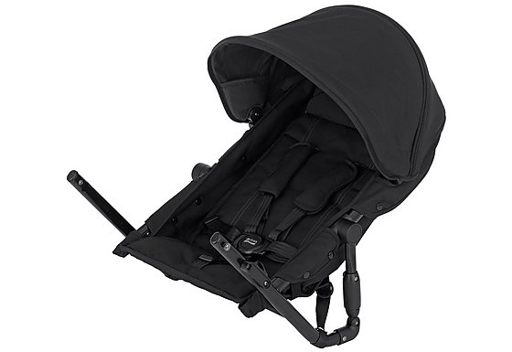 Britax B-Dual Second Seat Unit Neon Black