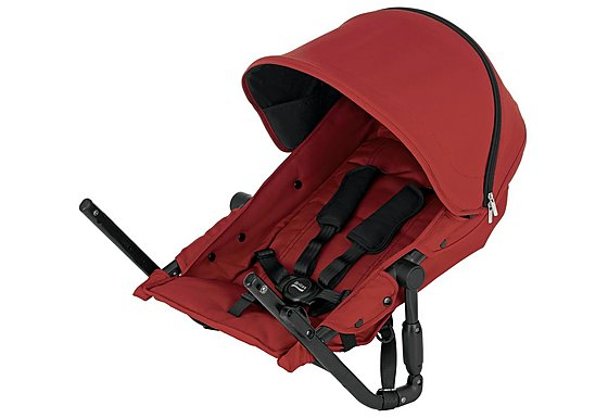 Britax B-Dual Second Seat Unit Chili Pepper