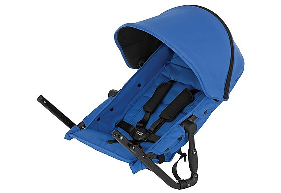Britax B-Dual Second Seat Unit Blue Sky