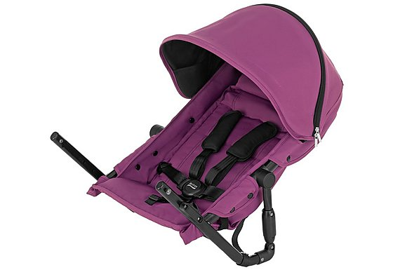 Britax B-Dual Second Seat Unit Cool Berry