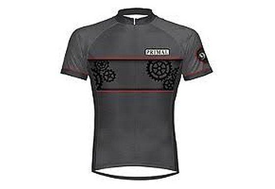 Primal Pressure Cycling Jersey - Men's Medium