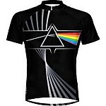 image of Primal Pink Floyd Prism Cycling Jersey - Men's Small