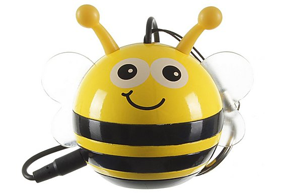 Kitsound Mini Buddy Speaker Bee