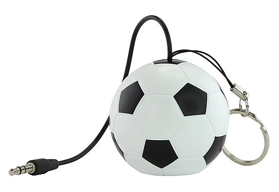 Kitsound Mini Buddy Speaker Football