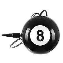 image of Kitsound Mini Buddy Speaker 8-Ball