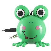 image of Kitsound Mini Buddy Speaker Frog