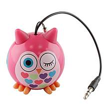 image of Kitsound Mini Buddy Speaker Owl