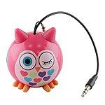 image of Kitsound Mini Buddy Speaker Owl