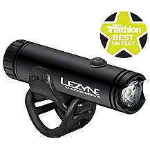 image of Lezyne LED Macro Drive Front Bike Light - Black