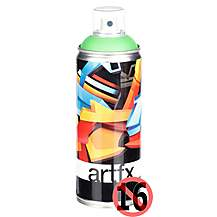 image of Halfords ArtFX Green Paint 400ml