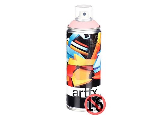 Halfords ArtFX Pink Paint 400ml