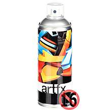 image of Halfords ArtFX Chrome Paint 400ml