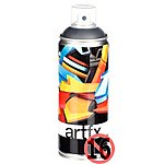 image of Halfords ArtFX Grey Paint 400ml