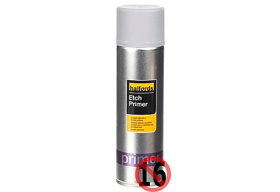Halfords Etch Primer 500ml
