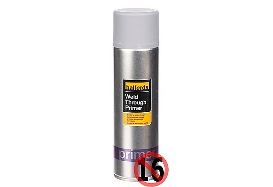 Halfords Weld Through Primer 500ml