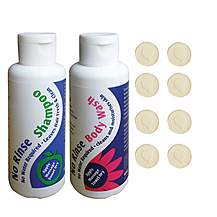 image of Nilaqua Travel Wash Kit