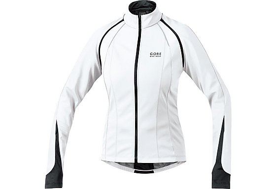 Gore Phantom 2.0 Windstopper Womens Jacket - Black/White - 40