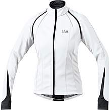 image of Gore Phantom 2.0 Windstopper Womens Jacket - Black/White - 40