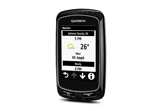 Garmin Edge 810 GPS Cycle Computer Performance & Navigation Bundle