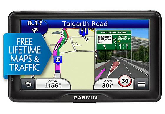 Garmin Dezl 760LMT Truck Sat Nav - UK, ROI & Full Europe