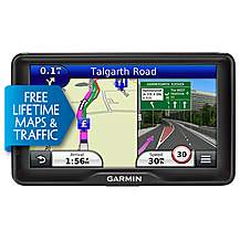 "image of Garmin Dezl 760LMT Truck 7"" Sat Nav - UK, ROI & Full Europe"
