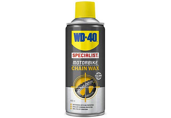WD-40 Specialist Motorbike Chain Wax 400ml