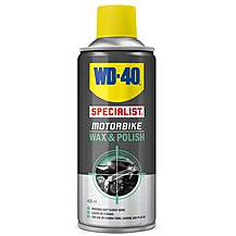 image of WD-40 Specialist Motorbike Wax & Polish 400ml