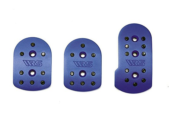 Ripspeed Competition Car Pedal Set - Blue