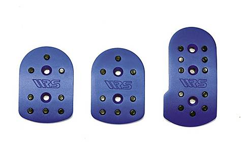 image of Ripspeed Competition Car Pedal Set - Blue