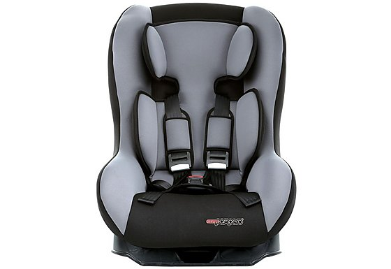 Simply Pampero Group 1 Child Car Seat