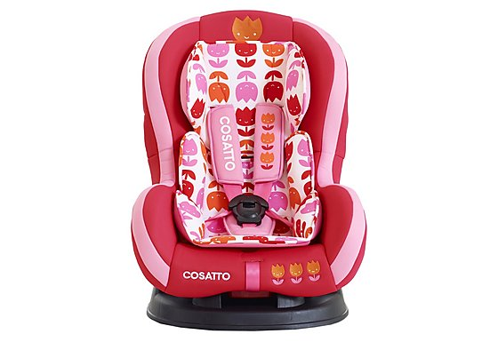 Cosatto Moova Child Car Seat Bloom
