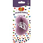 image of Jelly Belly 3D Car Air Freshener Island Punch