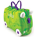 Trunkisaurus Rex Trunki Ride on Suitcase