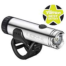 image of Lezyne LED Macro Drive Front Bike Light - Silver