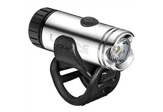 Lezyne LED Micro Drive Front Bike Light - Silver