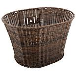 Pendleton Wicker Style Front Basket