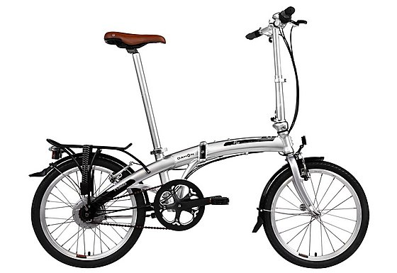 Dahon Mu N360 Folding Bike