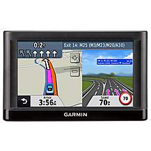 "image of Garmin nuvi 42 4.3"" Sat Nav with UK & Ireland Maps"