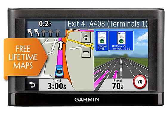 Garmin Nuvi 42LM UK & ROI 4.3