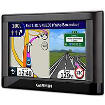 image of Garmin Nuvi 42 Western Europe Sat Nav