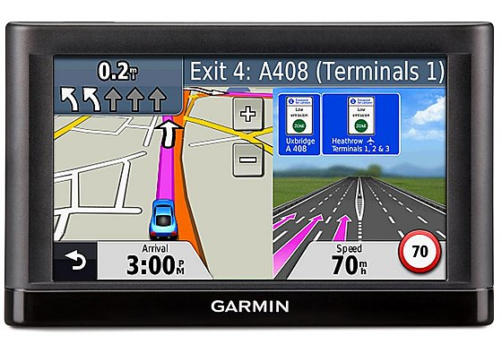 Garmin Nuvi 52 UK & ROI 5