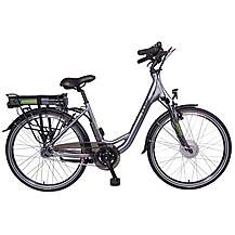 image of Pulse ZL5 Lowstep Electric Hybrid Bike - 44, 48cm Frames