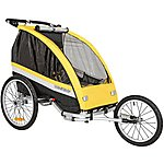 image of WeeRide 3 in 1 Trailer Stroller Jogger