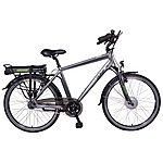 image of Pulse ZR5 Mens Electric Hybrid Bike - 48, 52cm Frames