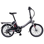 image of Pulse ZF4 Folding Electric Bike