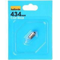 Halfords (HBU434) 6W Car Bulb x 1
